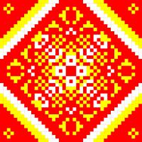 Текстовый украинский орнамент: Одессм
