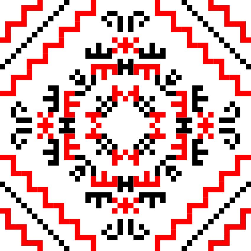 Текстовий слов'янський орнамент: Менеджер