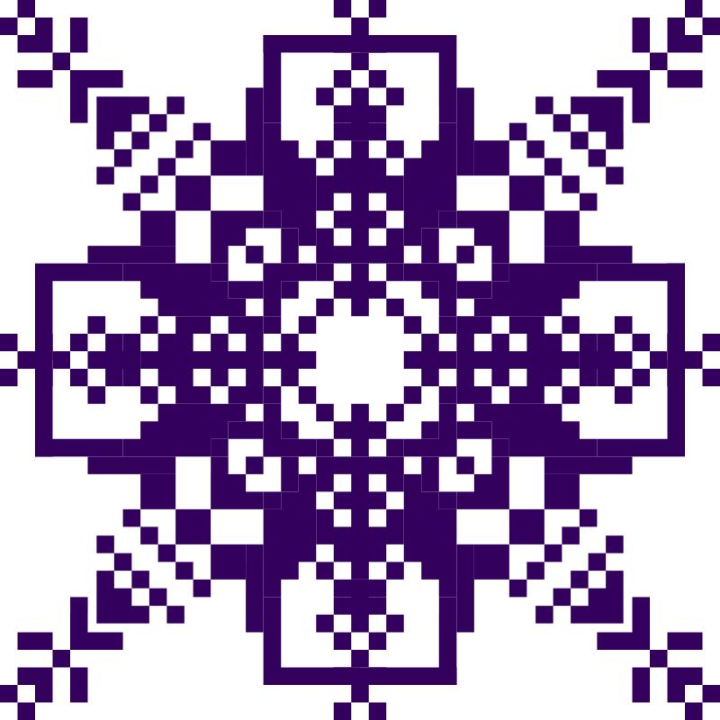 Текстовий слов'янський орнамент: Джейла
