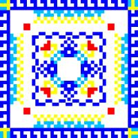 Текстовый украинский орнамент: Одесса2016