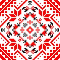 Текстовый украинский орнамент: Великдень