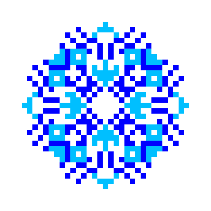 Текстовий слов'янський орнамент: мирослава