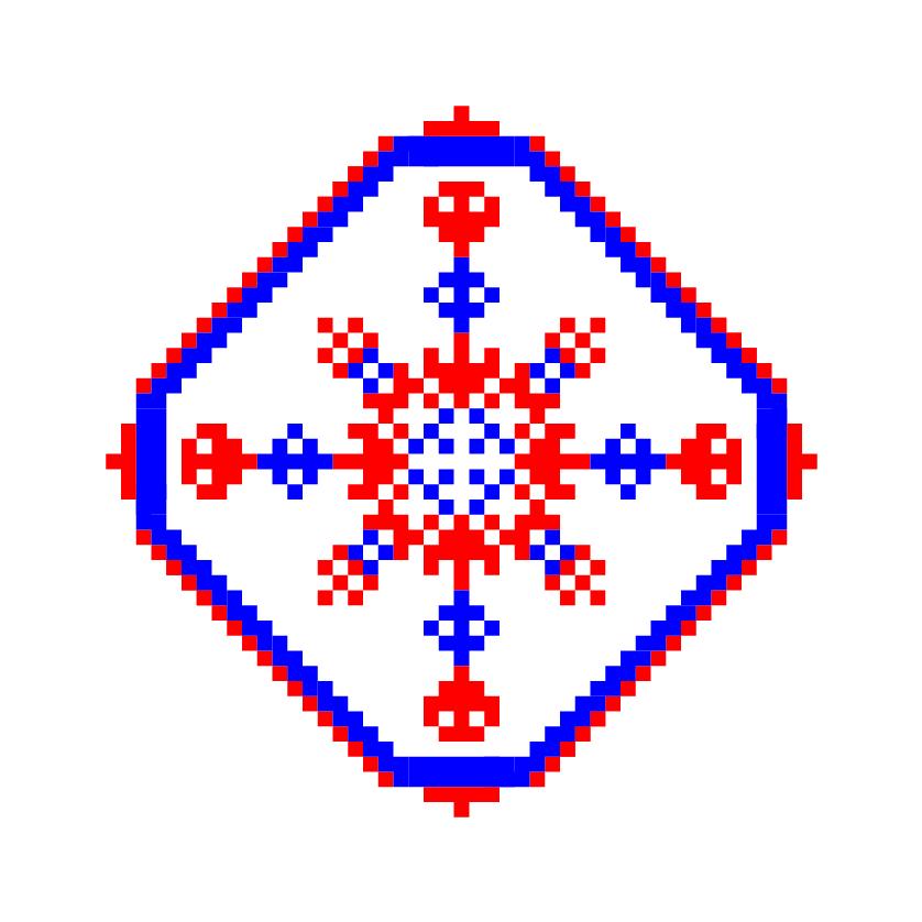 Текстовий слов'янський орнамент: тимофей