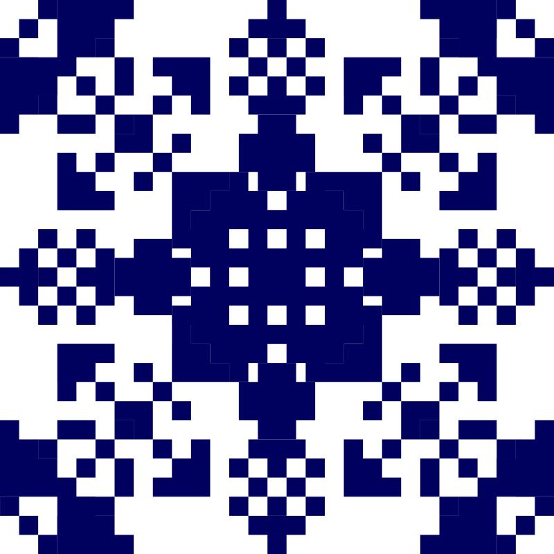 Текстовий слов'янський орнамент: Лад
