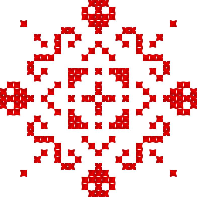 Текстовий слов'янський орнамент: Иларий