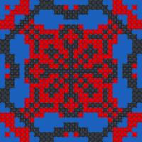 Текстовый украинский орнамент: щастя