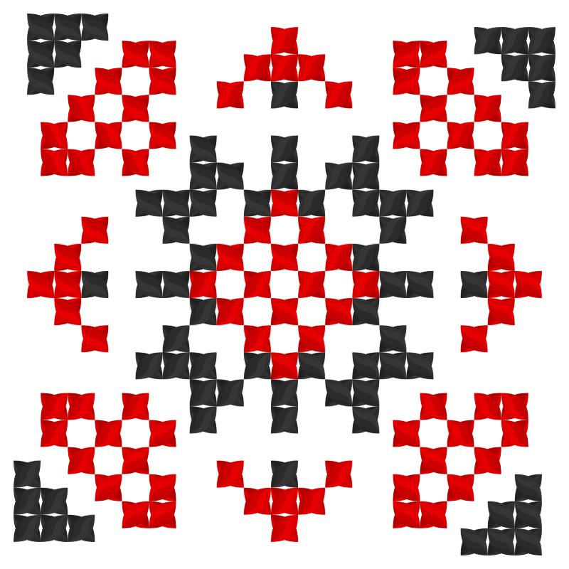 Текстовий слов'янський орнамент: Маріта