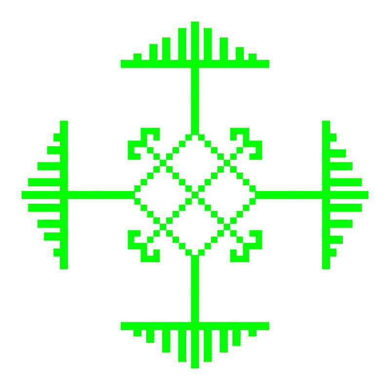 Текстовий слов'янський орнамент: Sacr1