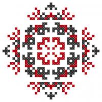 Текстовый украинский орнамент: България