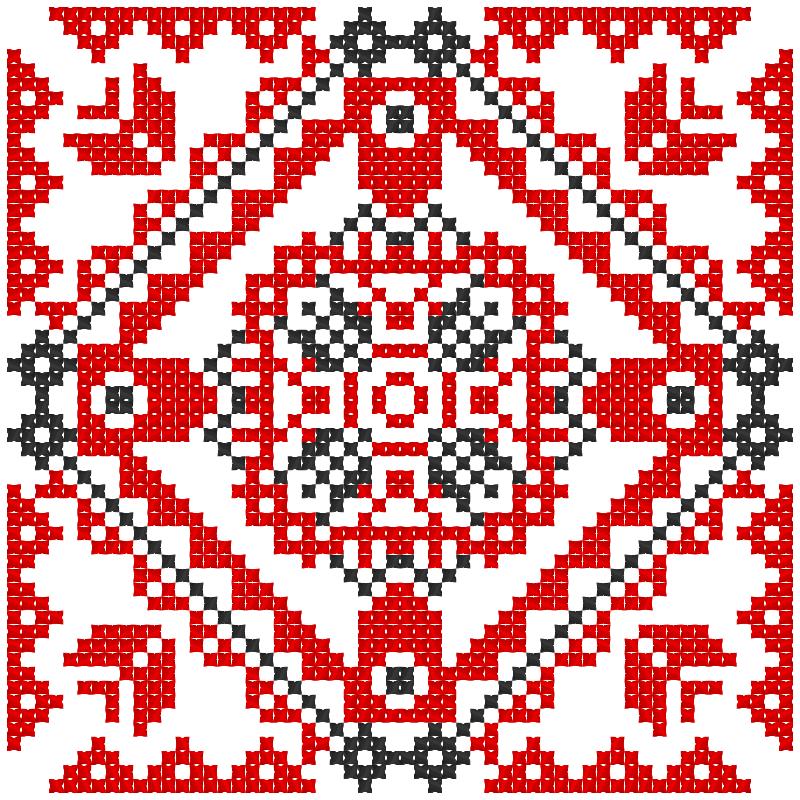 Текстовий слов'янський орнамент: Вчитель