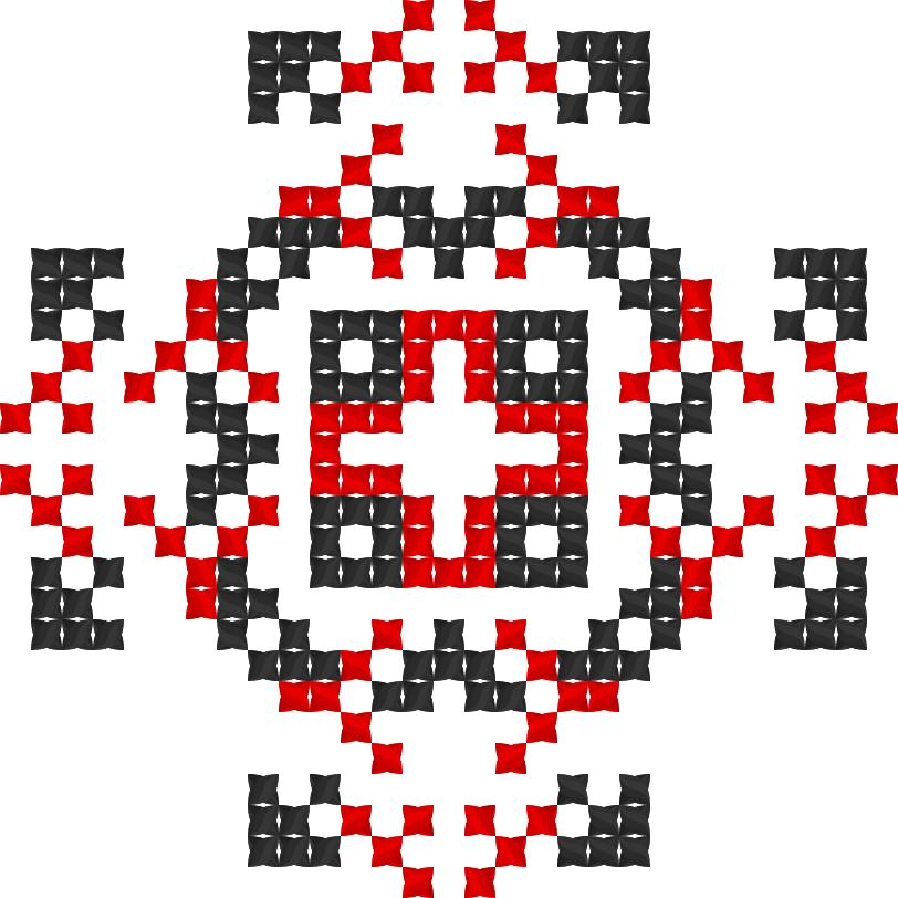 Текстовий слов'янський орнамент: Почуття