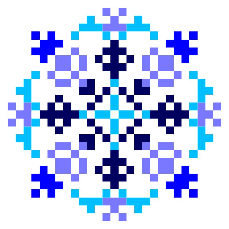 Текстовий слов'янський орнамент: Гафійка