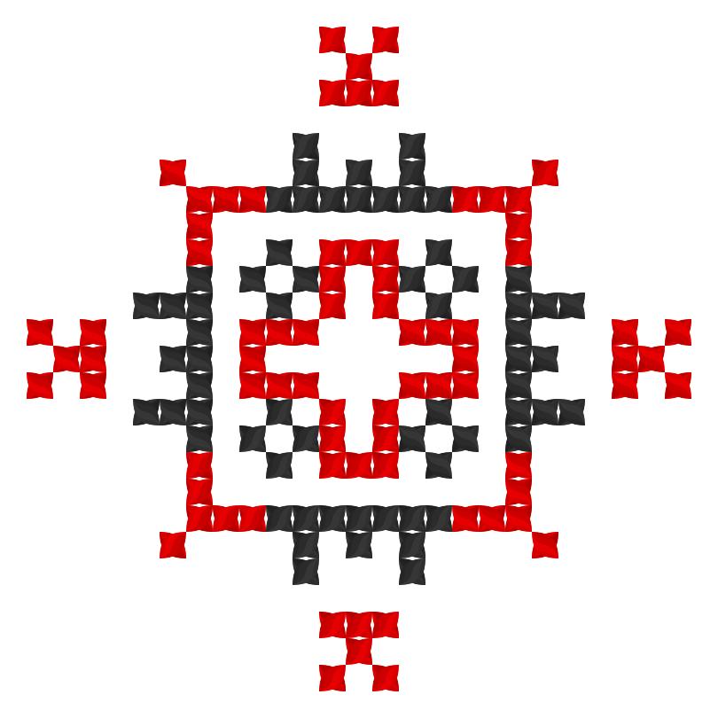 Текстовий слов'янський орнамент: Пошук