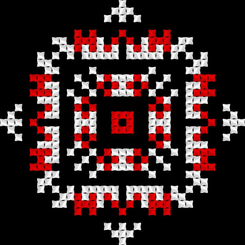 Текстовий слов'янський орнамент: Оновлення