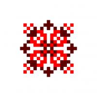 Текстовый украинский орнамент: Ключі від щастя