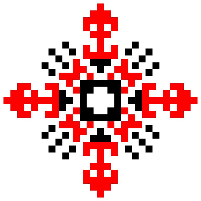 Текстовий слов'янський орнамент: Матвей