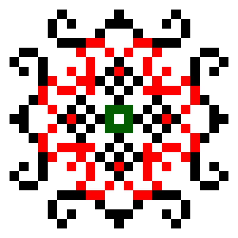 Текстовий слов'янський орнамент: Кобзар