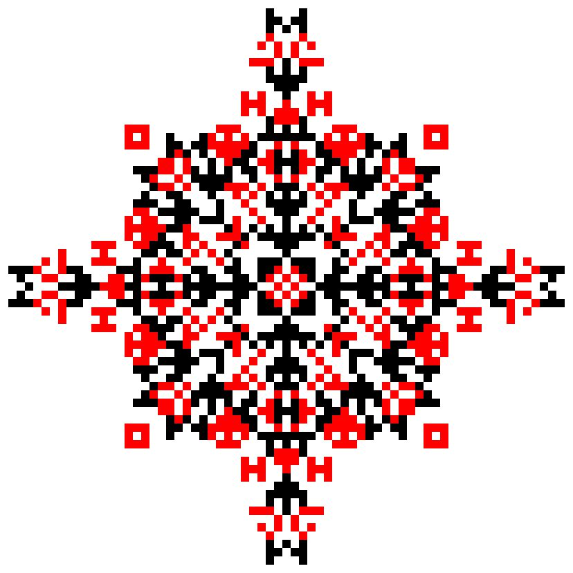 Текстовий слов'янський орнамент: @archie_chop - самый лучший инстограм в мире!
