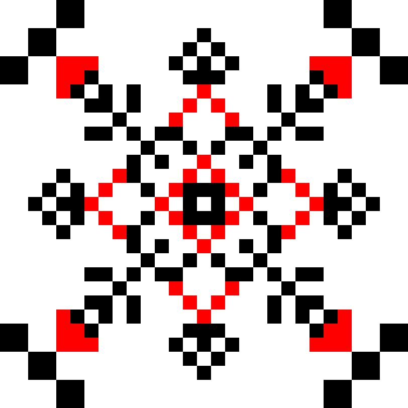 Текстовий слов'янський орнамент: Сила Рода