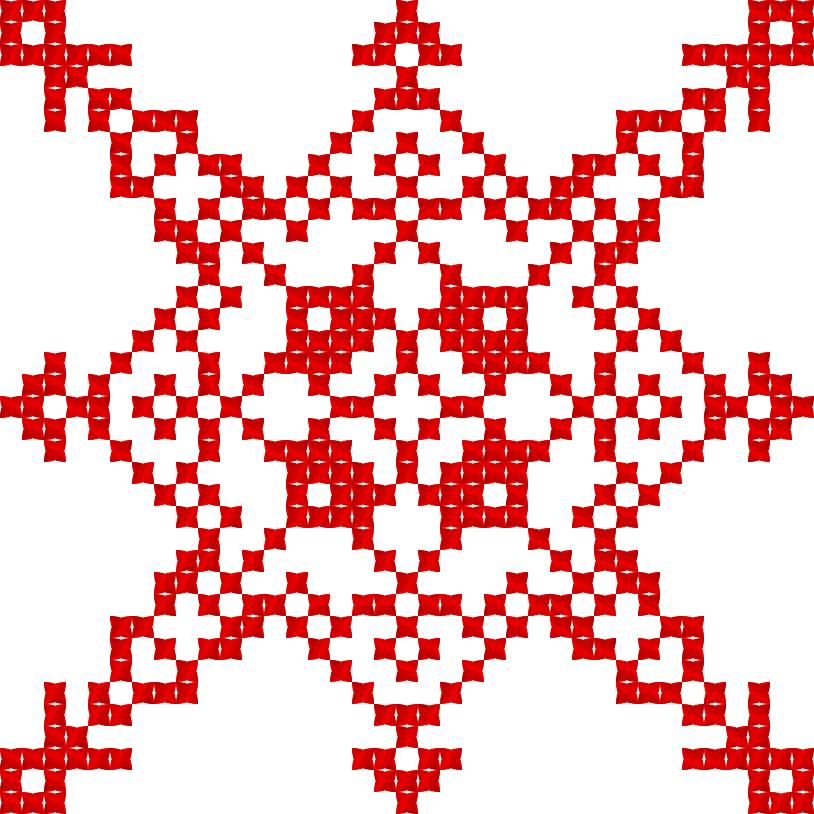 Текстовий слов'янський орнамент: вічна молодість
