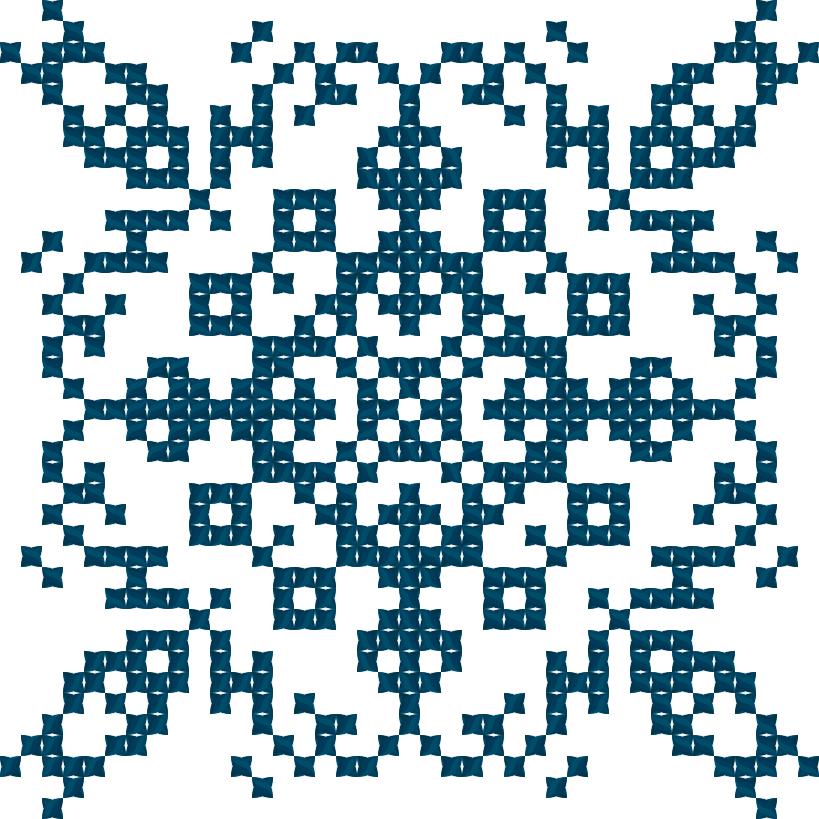 Текстовий слов'янський орнамент: Антолій - моя любов