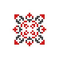 Текстовый украинский орнамент: Даяна