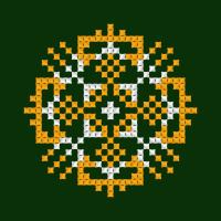 Текстовый украинский орнамент: Єлизавета 3