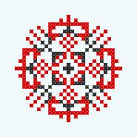 Текстовый украинский орнамент: Єлизавета4