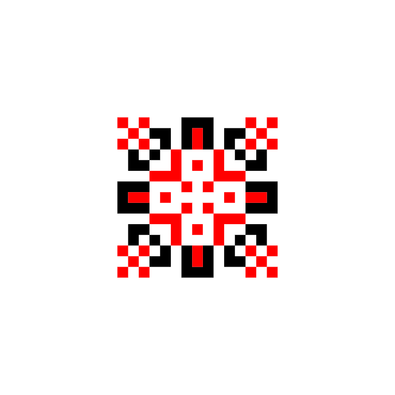 Текстовий слов'янський орнамент: успiх