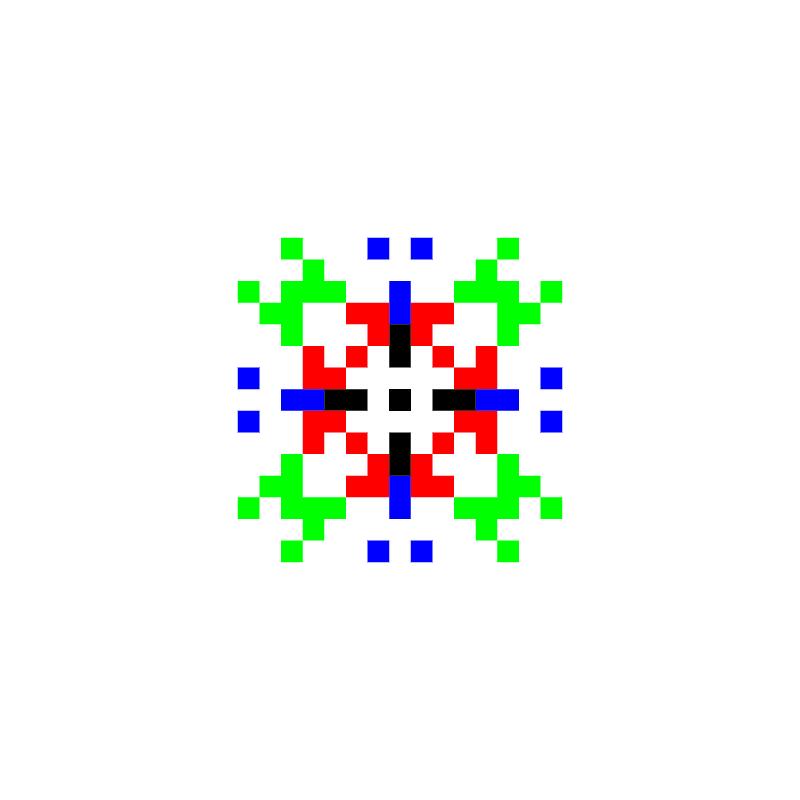 Текстовий слов'янський орнамент: сімї