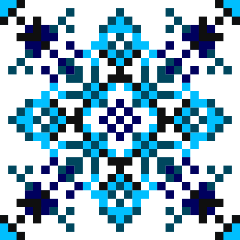Текстовий слов'янський орнамент: георгий