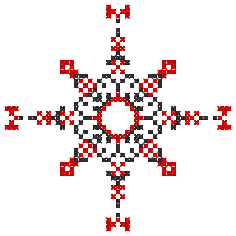 Текстовий слов'янський орнамент: abdelhakim
