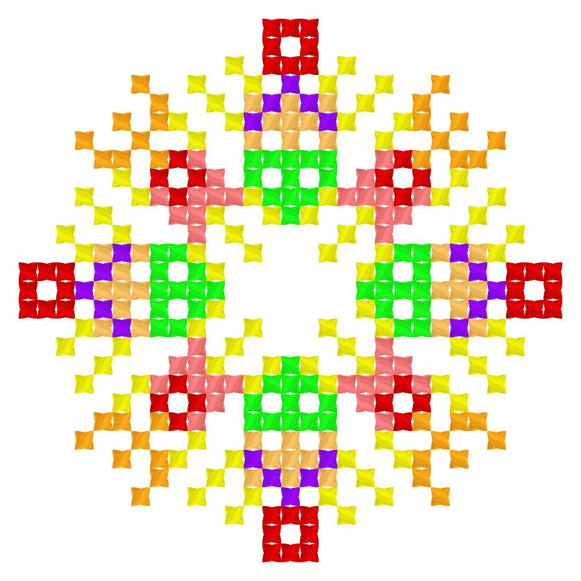 Текстовий слов'янський орнамент: Все можливо