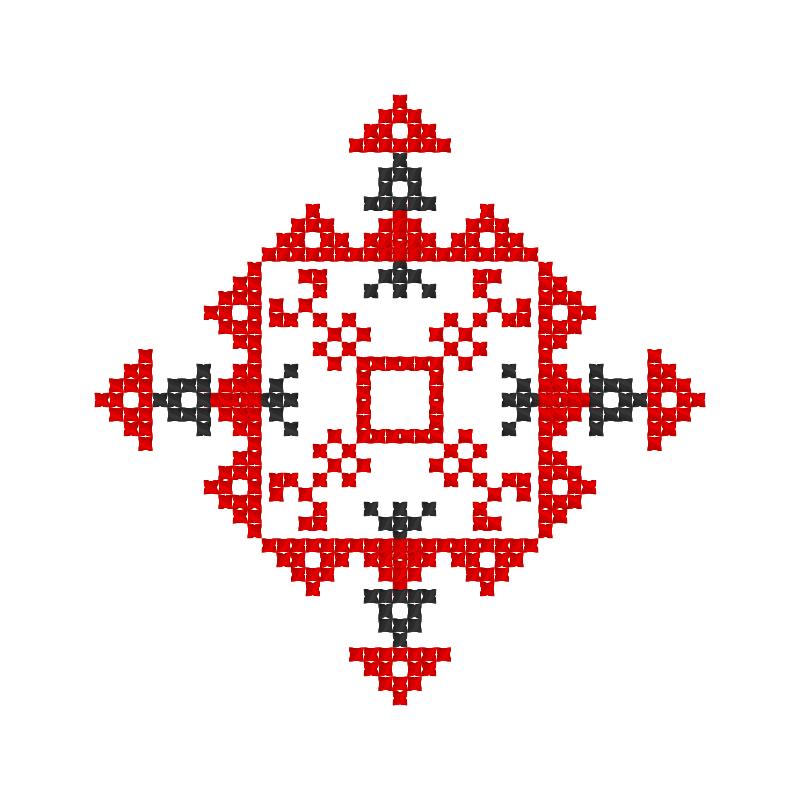 Текстовий слов'янський орнамент: Леся1979