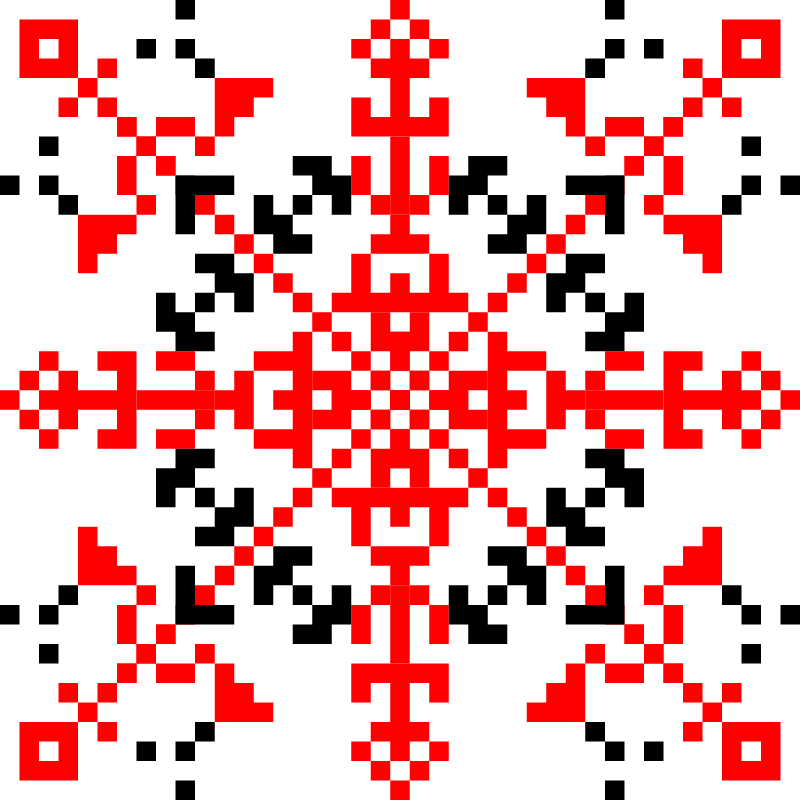 Текстовий слов'янський орнамент: Юшкевич Даниїл