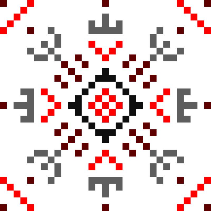 Текстовий слов'янський орнамент: Тавлеи