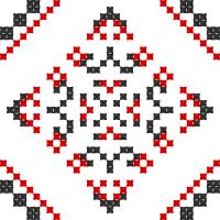 Текстовый украинский орнамент: Субота