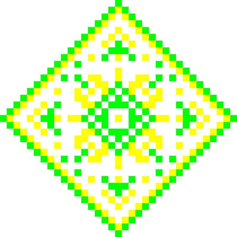 Текстовий слов'янський орнамент: Даніїл