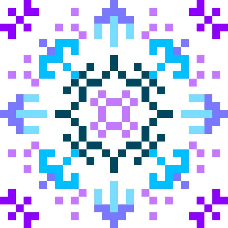 Текстовий слов'янський орнамент: Яцич