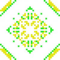 Текстовый украинский орнамент: Нікіта