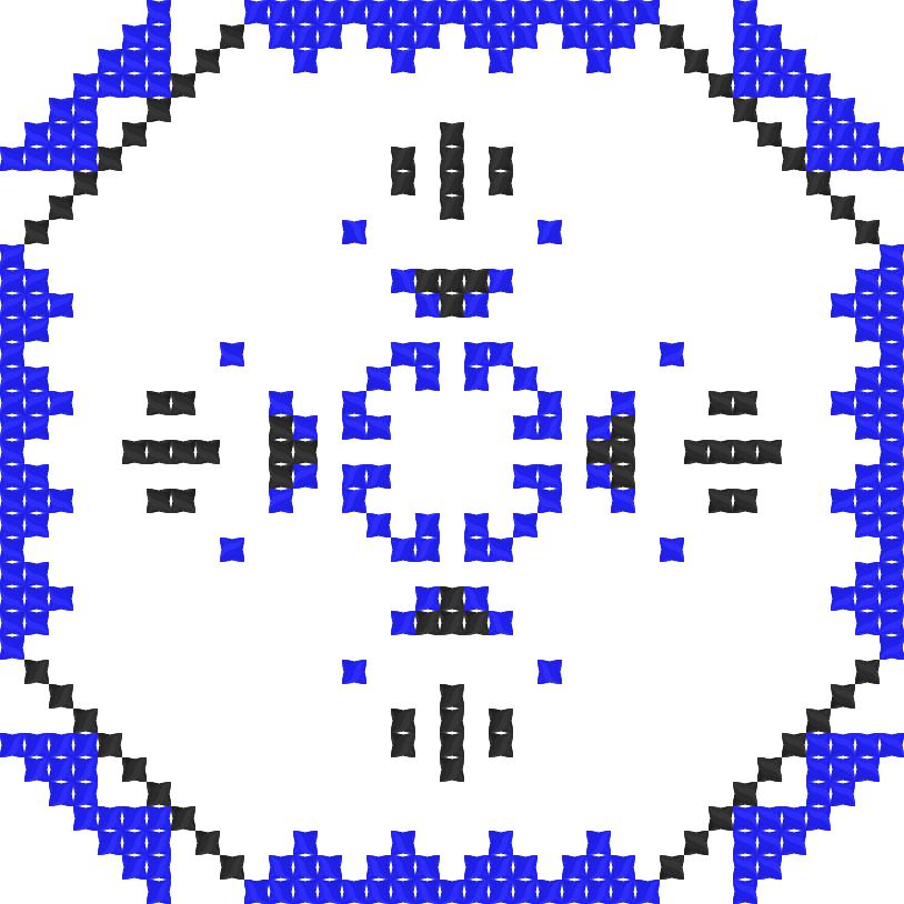 Текстовий слов'янський орнамент: Стів