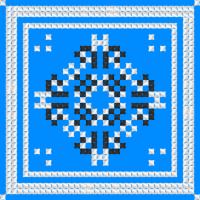 Текстовый украинский орнамент: Херсон