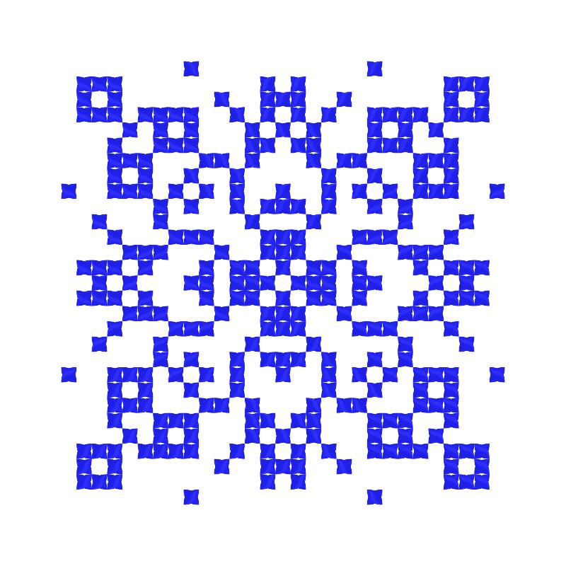 Текстовий слов'янський орнамент: Гармонію