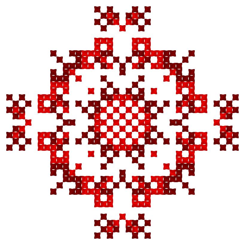 Текстовий слов'янський орнамент: dribbble