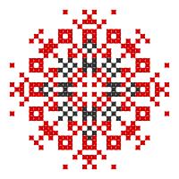 Текстовый украинский орнамент: Енергопотік