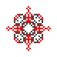Текстовый украинский орнамент: Джерело