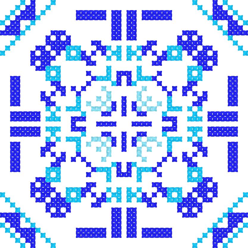 Текстовий слов'янський орнамент: Випускной