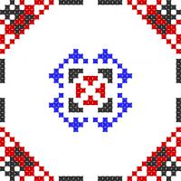 Текстовый украинский орнамент: Тая