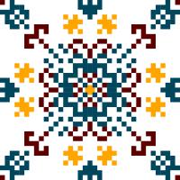 Текстовый украинский орнамент: JoMa