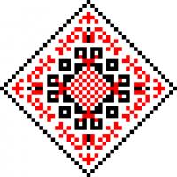 Текстовый украинский орнамент: Запоріжжя
